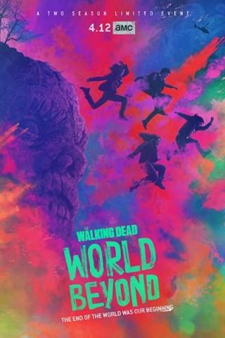 مسلسل The Walking Dead: World Beyond