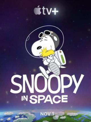 مسلسل Snoopy in Space