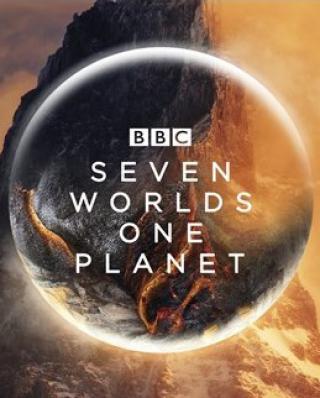 مسلسل Seven Worlds, One Planet