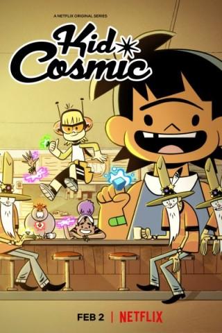 مسلسل Kid Cosmic مترجم
